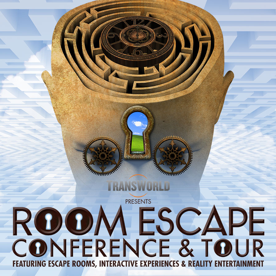Travel Themed Bedroom For Seasoned Explorers: TransWorld's Room Escape Conference & Tour